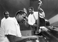 Oscar Peterson..Ed Thigpen and Ray Brown