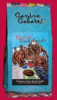 Coffee for Dachshund lovers