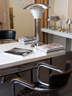 Espace revues de presse - Showroom Atelier Jean Perzel - Paris