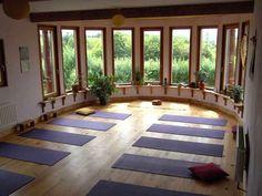 Supporting exceeded meditation room diy Check more at yoga. Meditation Room Decor, Easy Meditation, Meditation Benefits, Meditation Space, Fuerza Natural, Wall Yoga, Yoga Studio Design, Yoga Studio Home, Studios Architecture