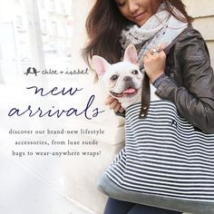 Introducing NEW luxe suede bags, knitted wraps + more by c+i – available now on my boutique! https://www.chloeandisabel.com/boutique/cuteclassy