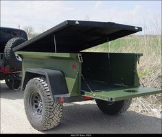 Rugged 'N Ready Backwoods Trailer