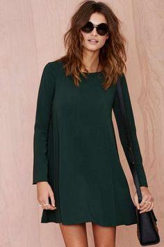 Mood swing dress by NASTY GAL