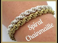 """Must Know Monday"", video from Kelly at Off the Beaded Path for October 3rd, 2016. Spiral Chainmaille Link to Off the Beaded Path's closed Facebook group, ht..."