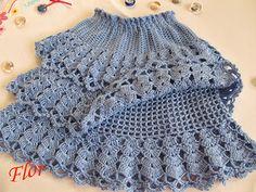 Often in sadness office . Crochet Skirt Pattern, Crochet Skirts, Crochet Lace, Baby Knitting Patterns, Crochet Patterns, Crochet Baby Clothes, Crochet For Boys, Beautiful Crochet, Song Time