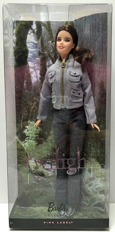 (TAS034893) - 2012 Mattel Barbie Pink Label Collection The Twilight Saga - Bella