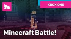 Minecraft Battle: First Hands-On Impressions (Xbox One)