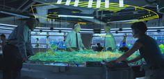 Avatar - excavation map in AR