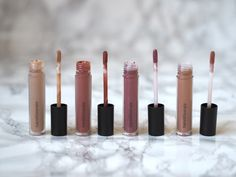 bareMinerals #GenNude #NudeItUp Bare Minerals New Lipstick Collection