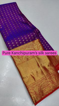 Bridal Sarees South Indian, Bath N Body Works, Kanjivaram Sarees Silk, Desi Wedding Decor, Wardrobe Door Designs, Hand Embroidery Videos, Gold Bangles Design, Saree Models, Fancy Sarees
