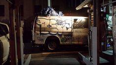 "_graffitigoons_: ""PARKING LOT  BETZ... #GRAFFITI #NYC #TRUCKART #GRAFFITIGOONS #NYCGRAFFITI #STREETSTYLE #TRUCK #VAN #PAINTING #LETTERS #NY #LIT #LOVE #ART #MODERNART #STREETART #PARKING #BETZ #HOLIDAYS #ARTWORK  #HAPPYHOLIDAYS #DECEMBER #GOONS"""