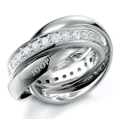 Joop Ring Embrace 925 Silber Zirkonia  #joop #onsale #ring #jewelry