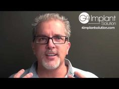 Doug F   G4 Implant Solution   Patient Testimonial - YouTube