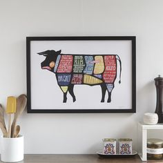 Hey, I found this really awesome Etsy listing at http://www.etsy.com/listing/78739920/detailed-cow-butcher-diagram-use-every
