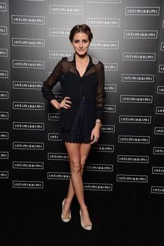 Olivia Palermo at Intimissimi Fashion Show 2012 -2