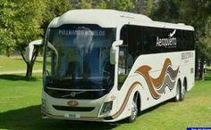 Pullman Volvo 9800