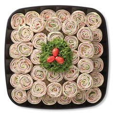 Party+Finger+Food | Sandwiches and Finger Foods: Party Pinwheels
