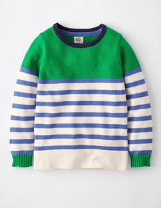 Boden (Great British style) - MARINER SWEATER