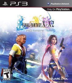 Final Fantasy X|X-2 HD Remaster  Standard Edition - PlayStation 3