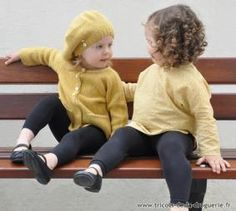 """Le duo """"Sage comme une image"""" dans les tons moutarde, comment ne pas craquer ?! #ladroguerie"""
