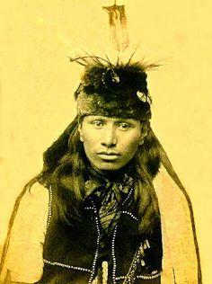 Survivor: Black Elk, Oglala Lakota Holy Man, who escaped the Massacre at Wounded Knee in 1890 as a boy.