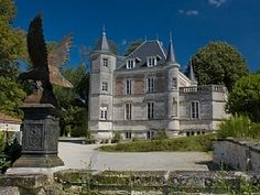 Chateau de Charbontiere - near Angouleme, Charente - pool, 5 bedrooms, 37 acres
