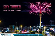 Sky Tower, Auckland City, New Zealand:  |    The #Sky #Tower is an observation and #telecommunications tower located on the corner of #Victoria and #Federal Streets in the #Auckland CBD, Auckland #City, New Zealand.  |    Source: https://en.wikipedia.org/wiki/Sky_Tower_(Auckland)  |    #SkyTower #AucklandCity #Destination #Beautiful #Flights #Travel #NZ #KiwiTravel #FlightstoAuckland #FlightstoNewZealand  |    New Zealand #travelexperts: http://www.kiwitravel.co.uk/flights/auckland