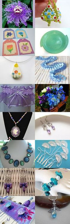 Colors my Mother Loved by Sue on Etsy--Pinned with TreasuryPin.com