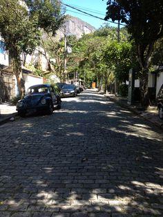 Rua simpática - Gávea