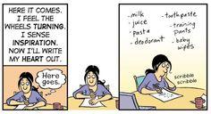 Zin in schrijven
