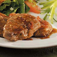 TRIED: For the Love of Cooking » Mediterranean Pork Medallions ...