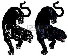 marvel studios the inhumans logo by skinnyglasses on deviantart rh pinterest co uk Cartoon Panther Clip Art Panther Mascot Clip Art