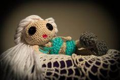 Game of Thrones, Daenerys Targaryen Hand Crocheted Amigurumi