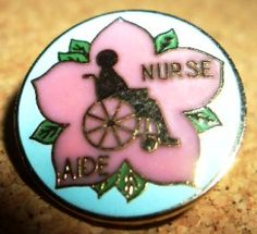 NURSE AIDE Pin $3.97 each! Lots more NURSE AIDE styles at www.canadianlapelpins.ca Canadian Lapel Pins Online Store