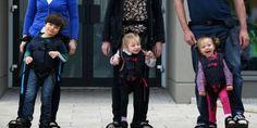 Debby Elnatan é uma musicoterapeuta, que tem um filho com paralisia cerebral, e cansou-se do fato de ter apenascadeira de rodas para