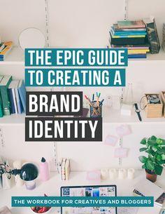 The Epic Brand Identity Workbook