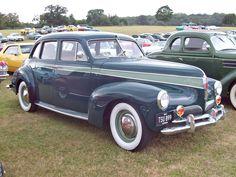 1941 Studebaker President Land Cruiser