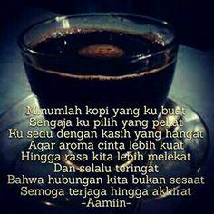 Asa secangkir kopi ❤ Shot Glass, Coffee, Tableware, Kaffee, Dinnerware, Tablewares, Cup Of Coffee, Dishes, Place Settings