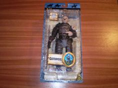 Lord of the Rings Action Figure New Sealed Gothmog RARE | eBay