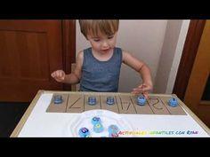 Creative Activities For Kids, Preschool Learning Activities, Preschool At Home, Indoor Activities For Kids, Infant Activities, Educational Activities, Games For Kids, Hand Crafts For Kids, Montessori Toddler