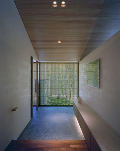 La casa protectora, un proyecto de Masumi Yanase Architecture Office
