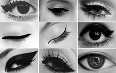 Have you always wanted to achieve that beautiful cat eye look with your eyeliner? If you're having a hard time, there are some easy cat eyes makeup tips you can try out. These tips will help you achieve the look every time in a matter of minutes. Cat Eye Eyeliner, Simple Eyeliner, Cat Eye Makeup, How To Apply Eyeliner, No Eyeliner Makeup, Eye Makeup Tips, Makeup Blog, Pencil Eyeliner, Hair Makeup