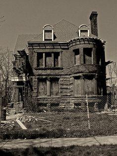 Ferry Street, Detroit, 2002