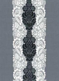 Ananas-kangas (valko, harmaa, musta) |Kankaat, Puuvillakankaat | Marimekko