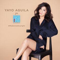 Yayo Aguila for Get One, Madonna, Bench, Blazer, Instagram, Women, Fashion, Moda, Fashion Styles