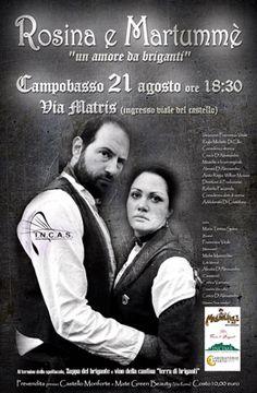 Campobasso Rosina e Martumme al Castello Monforte