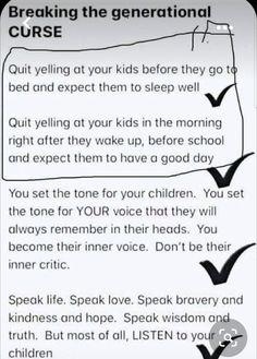 Gentle Parenting, Parenting Advice, Kids And Parenting, Parenting Quotes, Parenting Done Right, Future Mom, Speak Life, Speak The Truth, Raising Kids