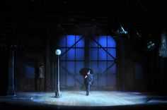 Singin' in the Rain. Drury Lane-Oakbrook. Scenic design by Kevin Depinet.