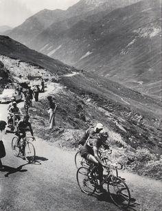 Tour de france 1948 19 07 1948 16 tappa lausanne for Miroir des princes