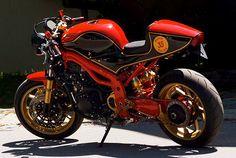 Triumph Speed Triple custom